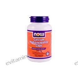 Now Foods, Calcium Hydroxyapatite Caps, 250 mg, 120 Capsules