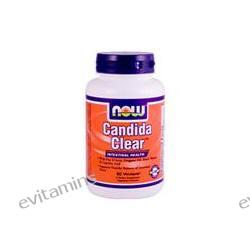 Now Foods, Candida Clear, 90 Vcaps