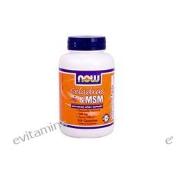 Now Foods, Celadrin & MSM, 500 mg, 120 Capsules