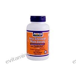 Now Foods, Cholestatin, Beta-Sitosterol Plant Sterols, 100 Vcaps