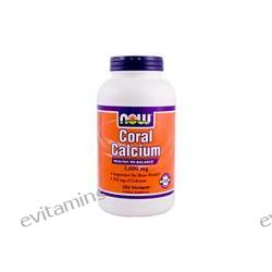 Now Foods, Coral Calcium, 1,000 mg, 250 Vcaps