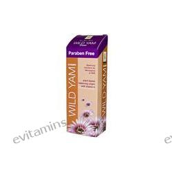 At Last Naturals, Wild Yam Cream, 2 oz (57 g)
