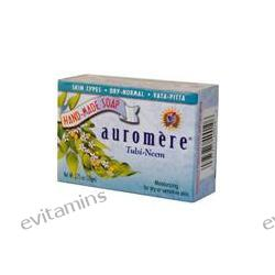 Auromere, Hand-Made Soap, Tulsi-Neem, 2.75 oz (78 g)