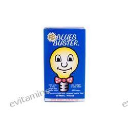 Blues Buster, Full Spectrum Light Bulb, 60 Watts-Frosted, 1 Light Bulb