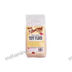 Bob's Red Mill, Whole Grain Teff Flour, Gluten Free, 24 oz (1 lb 8 oz) 680 g