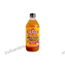 Bragg, Organic Apple Cider Vinegar with The 'Mother', Raw-Unfiltered, 16 fl oz (473 ml)