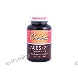 Carlson Labs, Aces+Zn, 120 Softgels