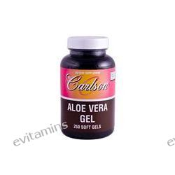 Carlson Labs, Aloe Vera Gel, 250 Soft Gels