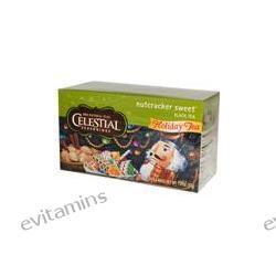Celestial Seasonings, Nutcracker Sweet Black Tea, Holiday Tea, 20 Tea Bags, 1.3 oz (37 g)