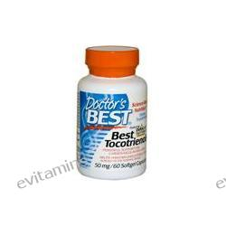 Doctor's Best, Best Tocotrienols, 50 mg, 60 Softgel Capsules