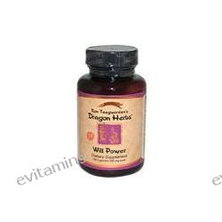 Dragon Herbs, Will Power, 500 mg, 100 Capsules