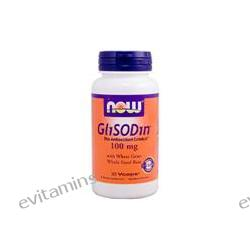 Now Foods, GliSODin, 100 mg, 90 Vcaps