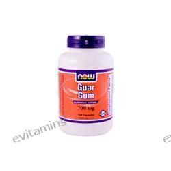 Now Foods, Guar Gum, 700 mg, 120 Capsules