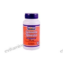 Now Foods, Gymnema Sylvestre, 400 mg, 90 Capsules