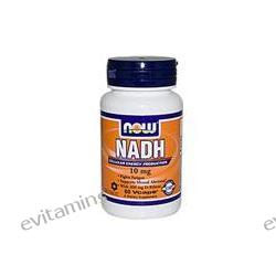 Now Foods, NADH, 10 mg, 60 Vcaps