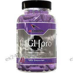 AI Sports Nutrition HGH Pro, 120 Capsules