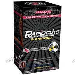 AllMax Nutrition Rapidcuts Shredded, 90 Capsules