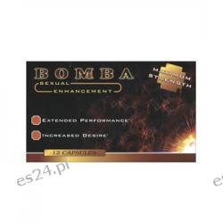 Bomba Sexual Enhancement Maximum Strength - 12 Capsules