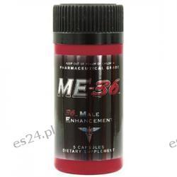 Me-36 Male Enhancement - 5 Ct Bottle