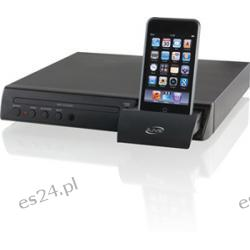 i-Live Region Free World Wide DVD Player with Built-in Ipod Dock