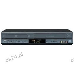 JVC HR-XVC11 Region Free DVD with NTSC (American) VCR Combo