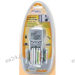 WSS808 AA and AAA Battery Charger