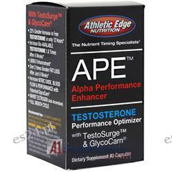 Athletic Edge Nutrition APE, 40 Capsules