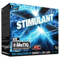 Athletic Xtreme Stimulant X, 84 Capsules