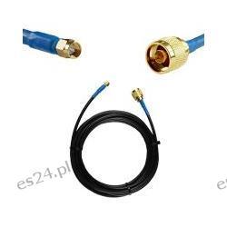 RF-240 Antennenkabel | GSM Router | N Stecker auf SMA Stecker