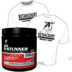 Betancourt Nutrition D-Stunner, 35 Servings + Betancourt T-shirt