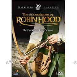 Adventures of Robin Hood: the Complete First Season