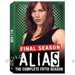 Alias: Complete Fifth Season