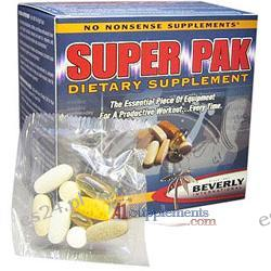 Beverly International Super Pak, 30 Packets