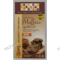 123 Gluten Free Meredith's Marvelous Moist and Tasty Muffins and Quickbread -- 16.48 oz
