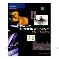 3D Game Programming for Teens [With CDROM] (Paperback)