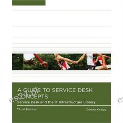 A Guide to Service Desk Concepts (Paperback)