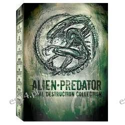 Alien Predator Total Destruction Collection