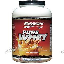 Champion Nutrition Pure Whey Protein Stack, 5 Lbs.