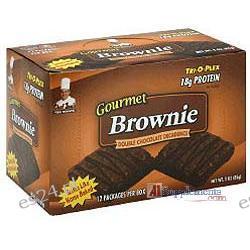 Chef Jays Gourmet Brownie, 12/Box