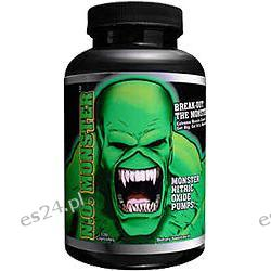 Colossal Labs N.O. Monster, 120 Capsules