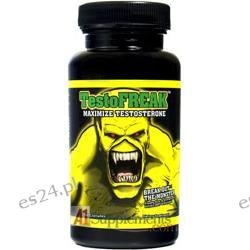 Colossal Labs TestoFREAK, 60 Capsules