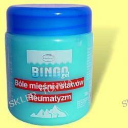 """""""Bingo Gel"""" - bóle mięśni i stawów, reumatyzm"""