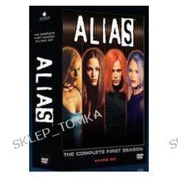 ALIAS - Agentka o stu twarzach sezon 1 [6DVD] (2001)