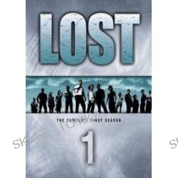 Lost: Zagubieni sezon 1 [5DVD] (2004)