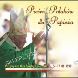 Pieśni Polaków dla Papieża - Pielgrzymka Ojca Świętego do Polski 5 - 17 czerwca 1999 rok.