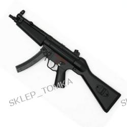 ICS MP5 A4 kal.6 mmBB + 2 magazynki 200BBs