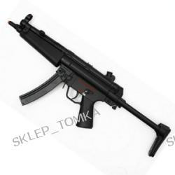 ICS MP5 A5 kal.6 mmBB + 2 magazynki 200BBs