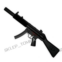ICS MP5 SD5 kal.6 mmBB + 2 magazynki 200BBs