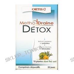 MethodDraine DETOX na oczyszczanie organizmu z toksyn