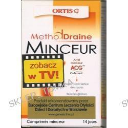 MethodDraine Minceur (2-fazowy program kontroli wagi)